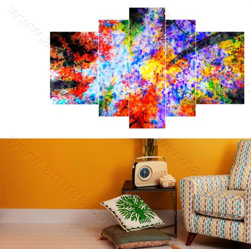 Multicolor Art