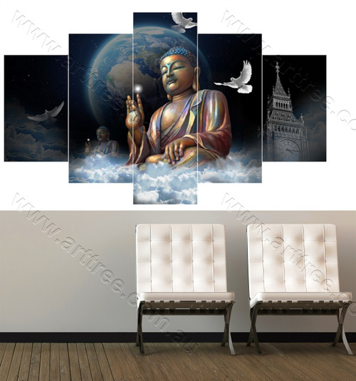 Buddha and Earth