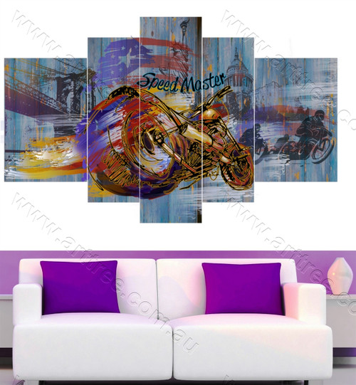 Speed master Bike