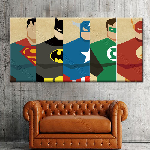 Batman, Superman Hero