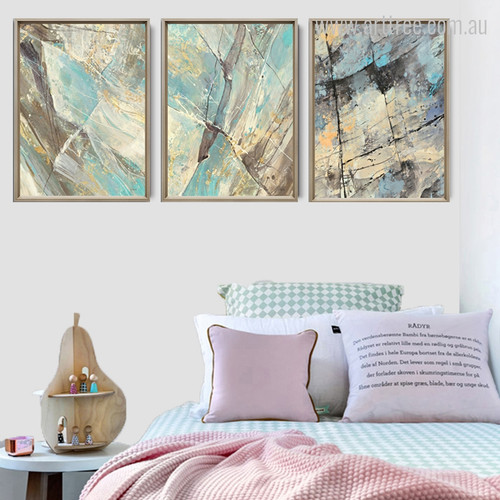 Abstract Rocks Crop Wall Art