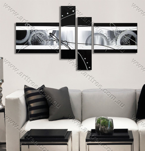 interior artwork Geometric Circle
