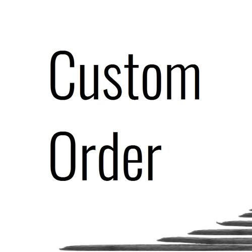 Custom Order - Canvas Prints, Canvas Paintings, Portrait, Customer Artwork