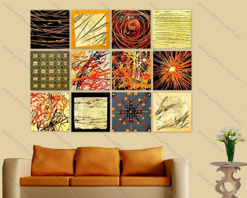 Abstract Wall Art Painting