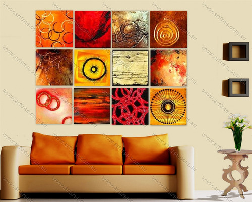 circular wall decor