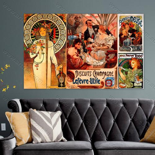 Rodo Vintage Poster