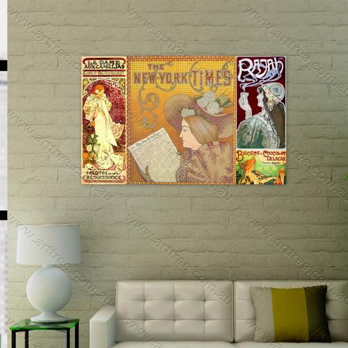 La-Dame Poster