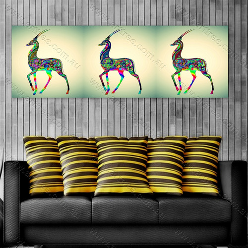 Deer Animal Art