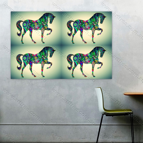 Horse Animal Design Art