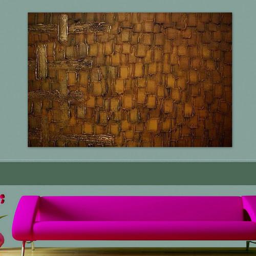Brown Artwork