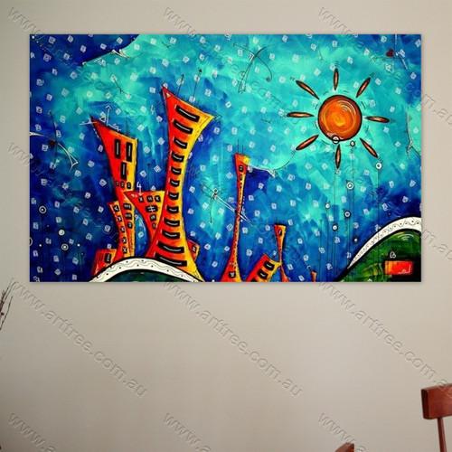 Rising Sun City