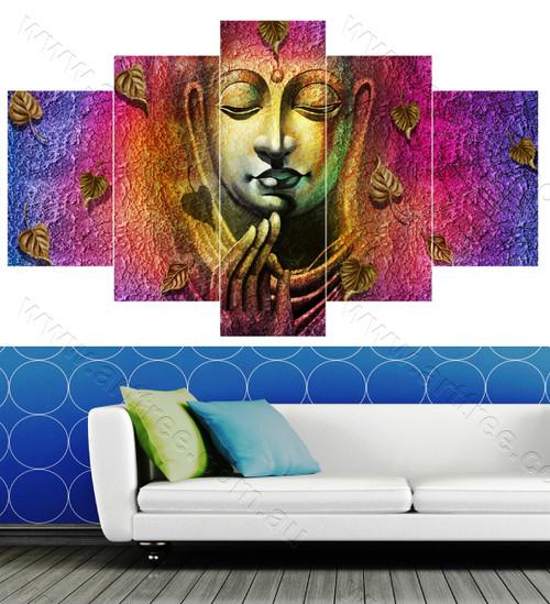 Buddha Print Art