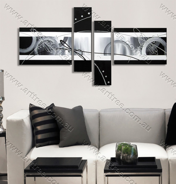 interior artwork Geometric Circle