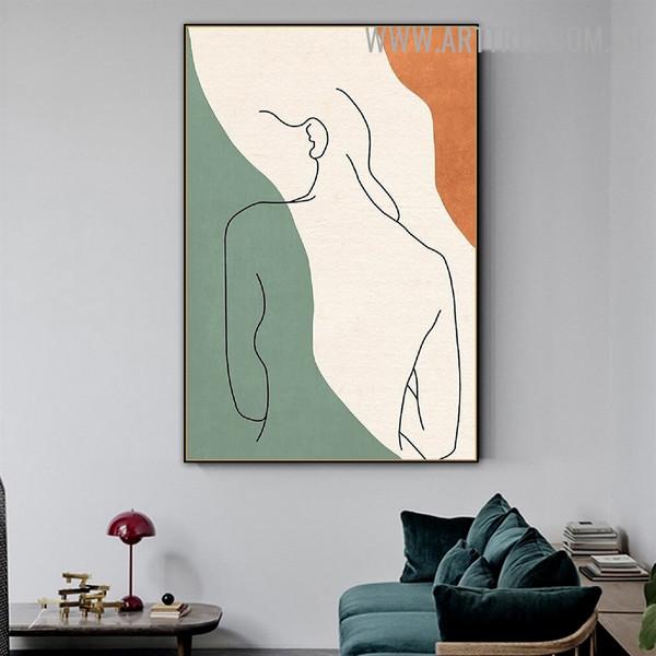 Nude Girl Figure