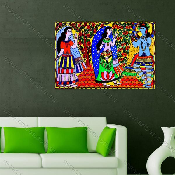 Radha Krishna Dance