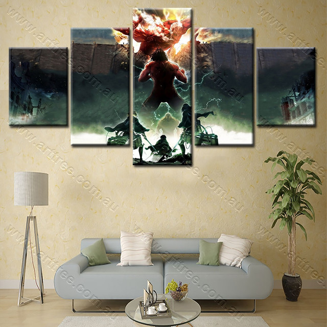 animated canvas prints