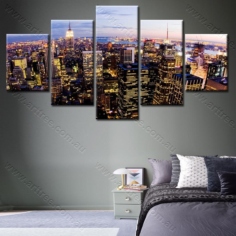 Selbstklebende Fototapete New York