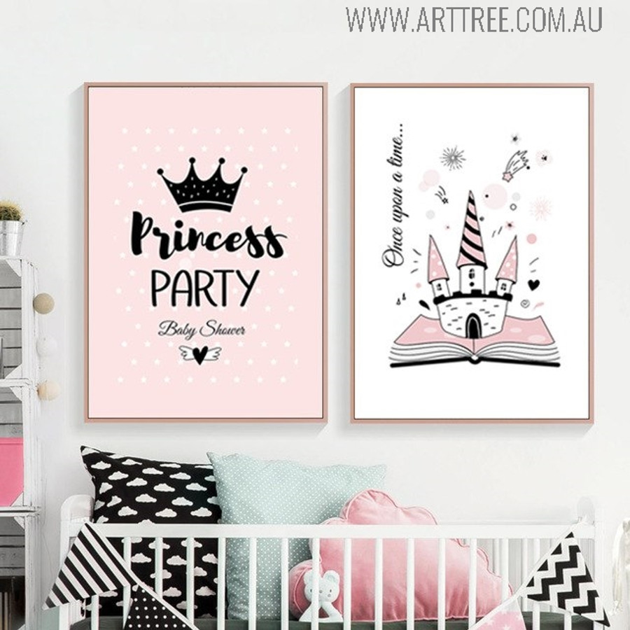 Baby Shower Quotes Modern Anime Wall Decor