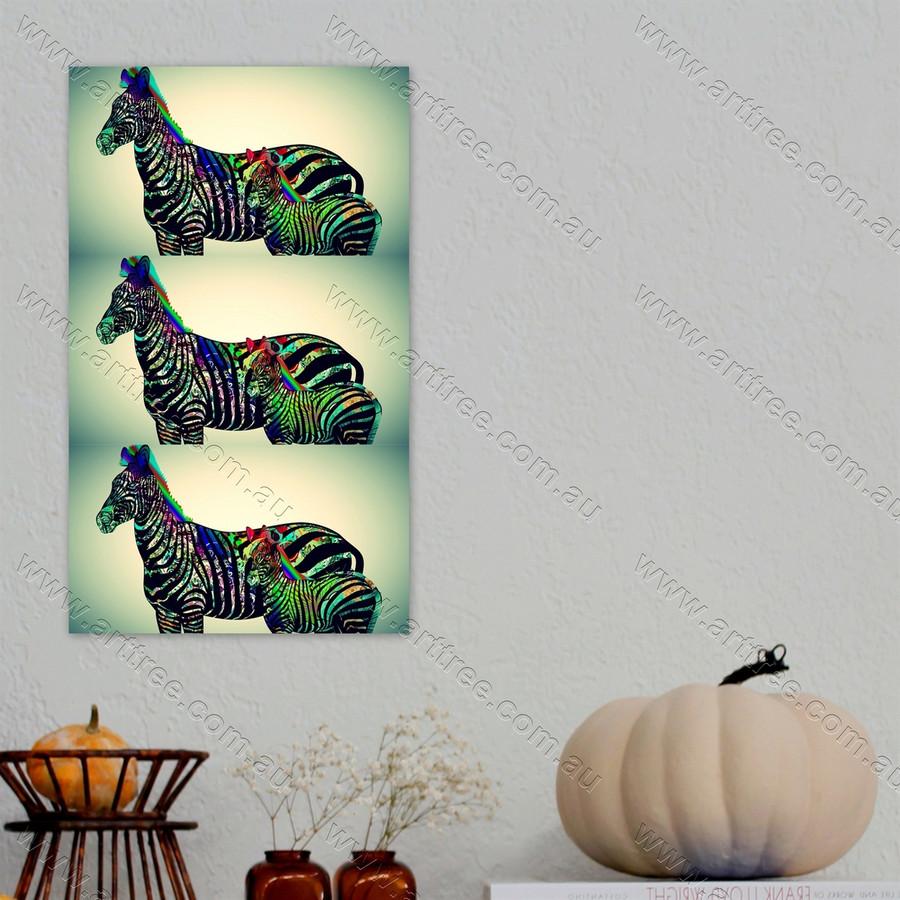 Zebra Collage 01