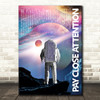 The Prodigy Outta Space Music Song Lyric Wall Art Print