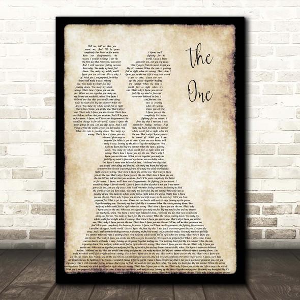 Kodaline The One Lesbian Couple Two Ladies Dancing Song Lyric Print