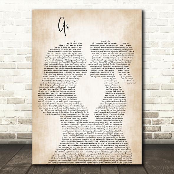 George Michael As Lesbian Women Gay Brides Couple Wedding Song Lyric Art Print