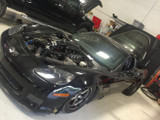 Corvette C6 Z06 with turbo and a Powerglide