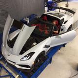 2019 Corvette ZR1 dyno test