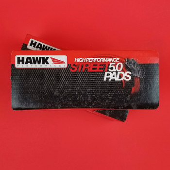 Hawk Corvette brake pads