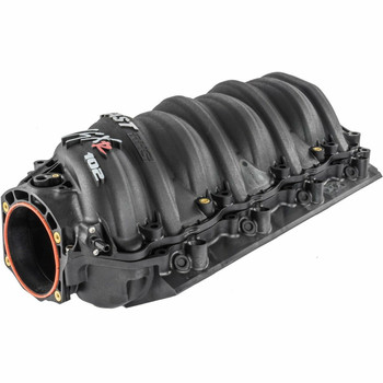 Corvette intake manifold for C6 from FAST, LS3 engine with rectangle ports; 102mm air inlet