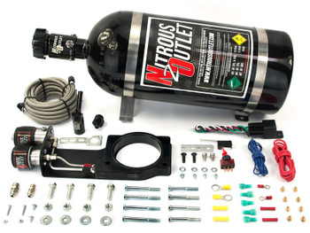 Nitrous Outlet nitrous kit for Corvette C7