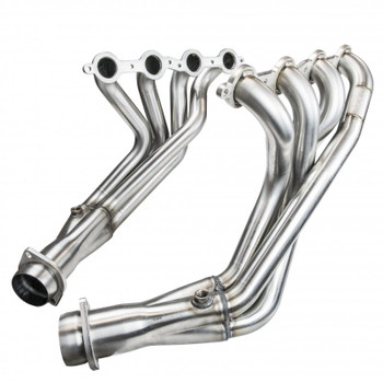 Corvette C6 2009-13 Kooks Header and X-Pipe Package, 1-7/8 into 3 inch