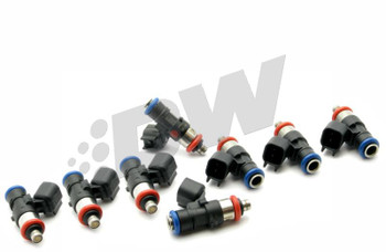2006-2013 Corvette C6 fuel injector set of 8 for LS-engine Corvette.