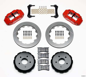 1997-2013 Corvette Wilwood Big Brake Forged Ultralite Rear Kit