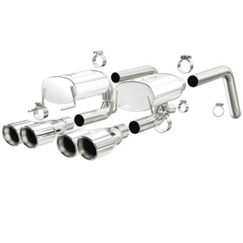 Magnaflow 15886 Axle Back Exhaust System for 2005-2008 Corvette C6
