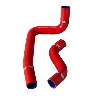 Samco TCS426C Red Silicone Radiator Hose Set for 1997-2004 Corvette C5 LS1 and LS6 V8