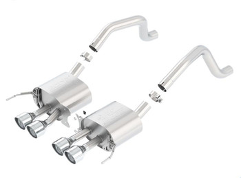 Borla 11911 Corvette Exhaust System for 2015, 2016, 2017 C7
