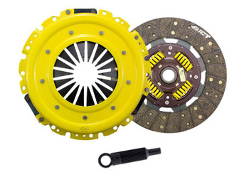 2005-2013 Corvette Sport Replacement Clutch Kit, ACT GM9SPSS with Street Performance pressure plate and clutch disc