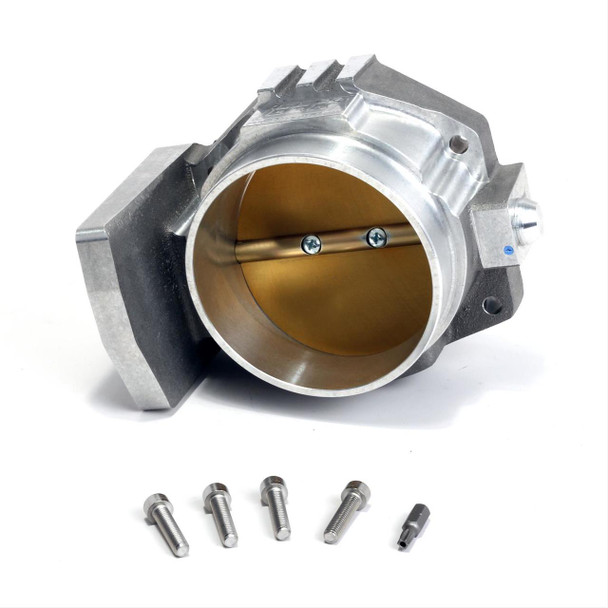 BBK Corvette C6 95mm throttle body for 2008-2013 6.2L LS3 and LS9 engines including Corvette ZR1 and Grand Sport