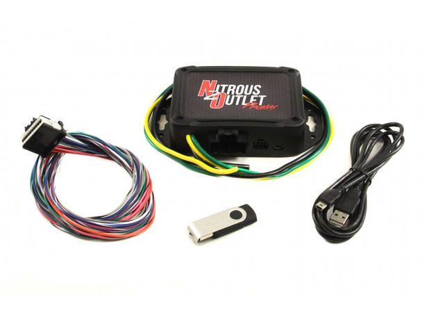 Nitrous Outlet ProMax Progressive Nitrous Controller for Corvette C5, C6 and C7