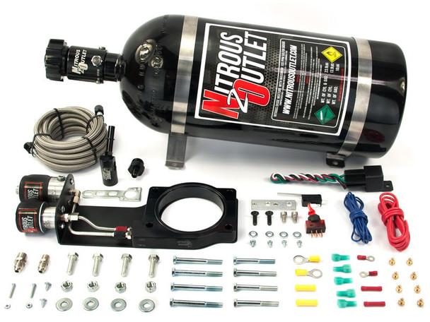 Nitrous Outlet nitrous kit for Corvette C7