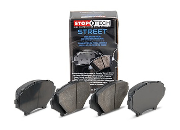 StopTech 308.07310 1997-2004 Corvette front brake pads for C5 base models