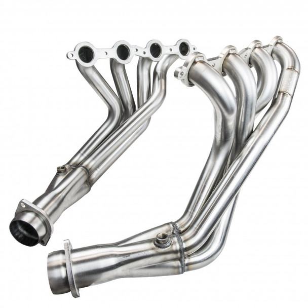 Corvette C6 2006-08 Kooks Header and X-Pipe Package, 1-7/8 into 3 inch