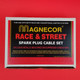 Spark plug wires for LS Corvette by Magnecor