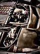 Halltech Stinger-RZ Cold Air Intake system installed on a 2018 Corvette Z06