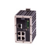 ESUGS4-G1-L-B KBC Networks Industrial 10/100/1000M Ethernet PoE Switch with 4 PoE+ Ports and 1 Non-PoE Port Powered by 9~36VDC