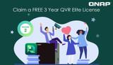 Claim a FREE 3 Year QVR Elite License