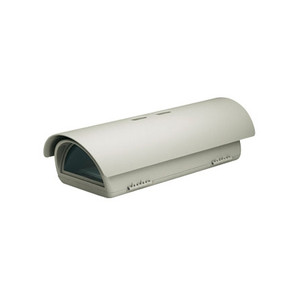 """HPV42K2A000 Videotec Verso Housing 16"""" (420mm) w/ Sunshield and 24VAC heater"""