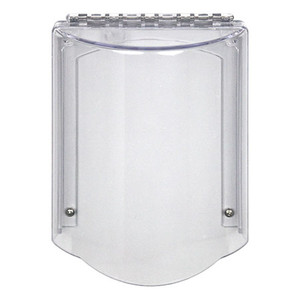 STI-6529 STI Large Protective Cover - Clear
