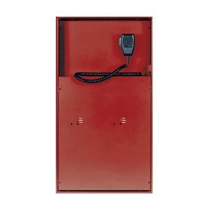 EVAX-150R Evax by Potter Voice Evacuation Panel - 100 Watt Amplifier 50W Amplifier - Red